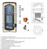 Ohřívač vody 300l Q Termo ENERGY 300NV1