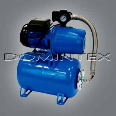 Domácí vodárna 50l Pumpa BlueLine PJM100L-CIMM50l