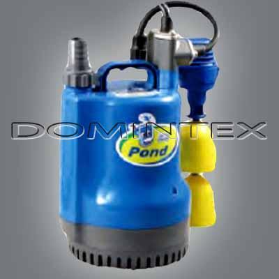 Drenážní čerpadlo Walrus POND- 100AVF 0.1kW