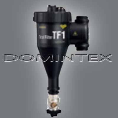Filtr na vodu pro vytápění Fernox Total filtr TF1 22mm