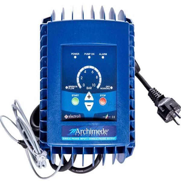 Frekvenční měnič Electroil Archimede IMMP 1.1 kW 1 x 230V