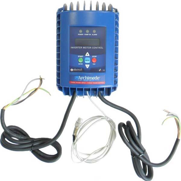 Frekvenční měnič Electroil Archimede IMTP 1.5W-BC 3 x 230V