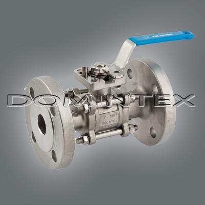 Kulový ventil KSB PROFIN-SI3FIT PN40 DN20 - třídílný
