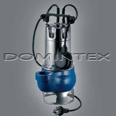 Kalové ponorné čerpadlo Pentax DG 100G 230V s plovákem