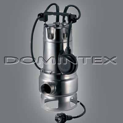 Kalové ponorné čerpadlo Pentax DX 100G 230V s plovákem