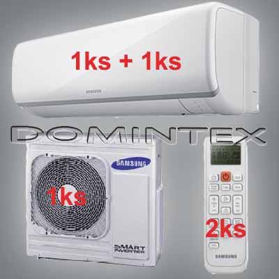 Klimatizace Samsung 8,5kW Boracay+ 1x3.5kW/1x5.0kW