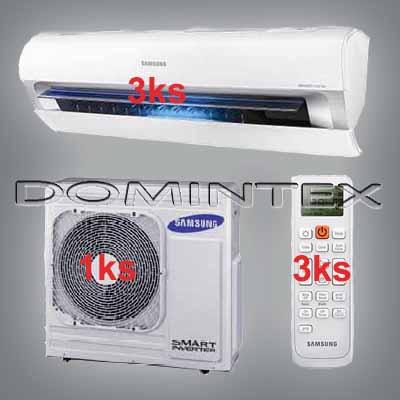 Klimatizace Samsung Best 10.5/12kW-3xAR12JSPFBWKNEU