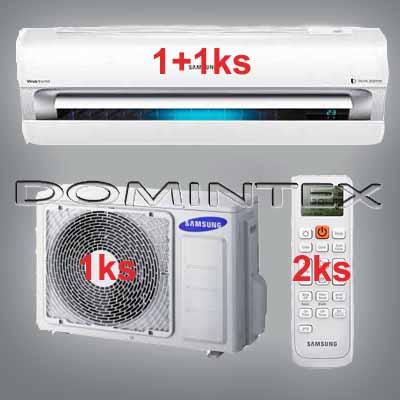 Klimatizace Samsung Best 6kW AR9000 1x2.5kW/1x3.5kW