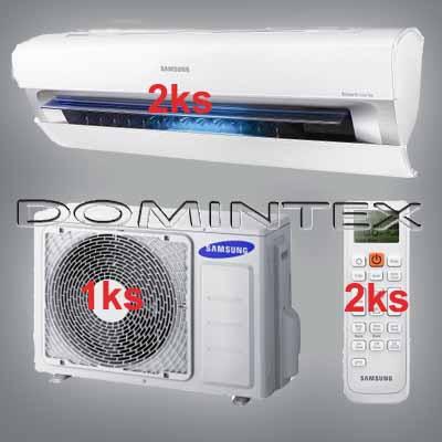 Klimatizace Samsung Best 7/8kW-2xAR12JSPFBWKNEU