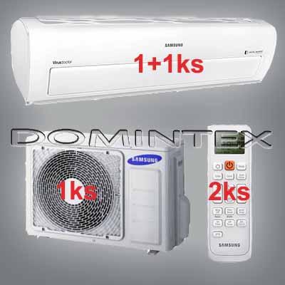 Klimatizace Samsung Better 5.5kW AR7000 1x2.0kW/1x3.5kW