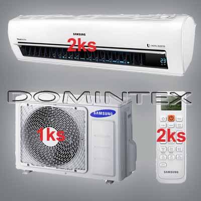 Klimatizace Samsung Better 7/8kW-2xAR12KSPDBWKNEU