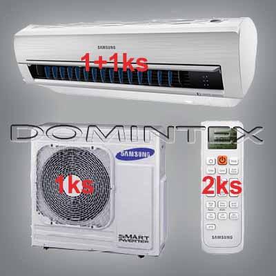 Klimatizace Samsung Good2 7.5kW AR5000 1x2.5kW/1x5.0kW