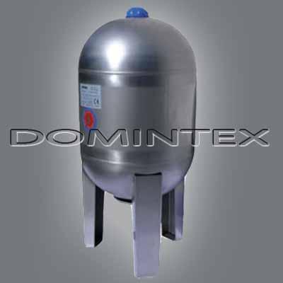 Nerezová tlaková nádoba 500l Joval VIM500 8bar s manometrem