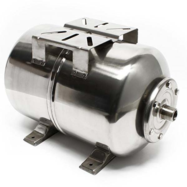 Nerezová tlaková nádoba 50l Aquasystem VAO 50 INOX 10bar