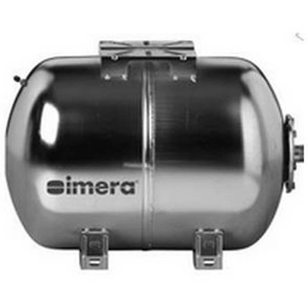 """Nerezová tlaková nádoba Imera HX50 50L-1 """"10bar horizontální"""