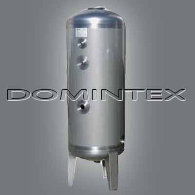Nerezová tlaková nádoba JOVAL 200 L 8 bar vertikální