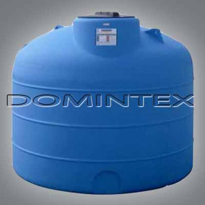 Plastová nádrž na vodu 3200l Cordivari - válcová