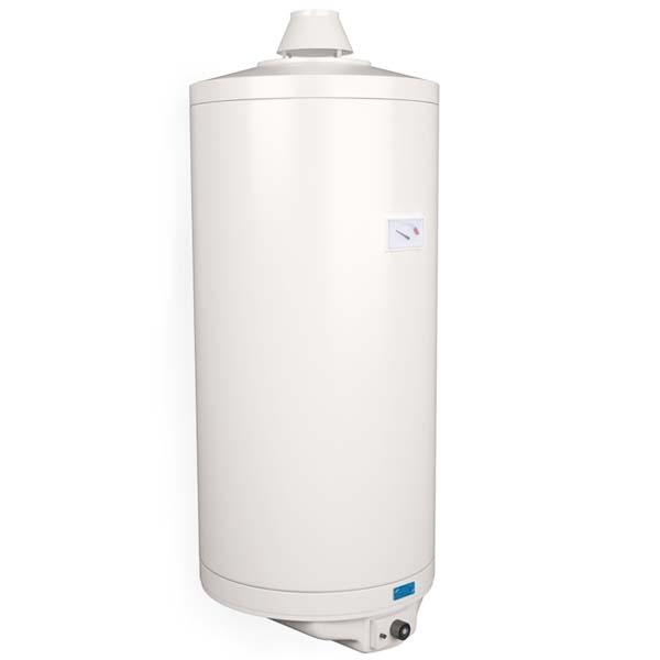 Plynový ohřívač vody 150l Attack PZO150A