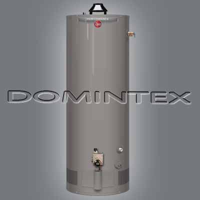 Plynový ohřívač vody 150l ENBRA Rheem 40T