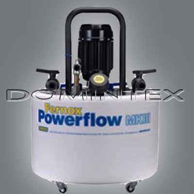 Proplachovací zařízení pro ústřední vytápění Fernox Powerflow Flushing Machine MKIII