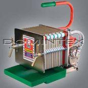 Filtrační zařízení Rower Pompe Colombo 12 Novax - INOX