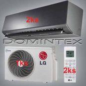 Klimatizace LG ArtCool 4kW 2xAM07BP