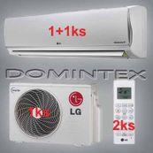 Klimatizace LG DeLuxe 4,6kW 1xDM07RP/1xDM09RP
