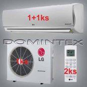 Klimatizace LG DeLuxe 7,3kW 1xDM07RP/1xDM18RP