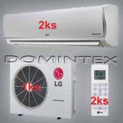 Klimatizace LG DeLuxe 7kW 2xDM12RP