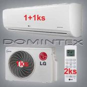 Klimatizace LG Standard Plus 4,1kW 1xPM05SP/1xPM09SP