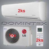 Klimatizace LG Standard Plus 5,2kW 2xPM09SP
