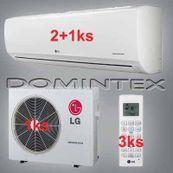 Klimatizace LG Standard Plus 5,6kW 2xPM05SP/1xPM09SP