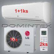 Klimatizace LG Standard Plus 7,3kW 1xPM07SP/1xPM18SP