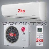 Klimatizace LG Standard Plus 7kW 2xPM12SP
