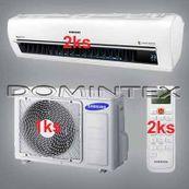 Klimatizace Samsung Better 4/4.4kW-2xAR07KSPDBWKNEU