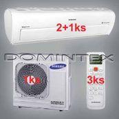 Klimatizace Samsung Better 9kW AR7000 2x3.5kW/1x2.0kW