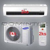 Klimatizace Samsung Good1 5/6.6kW-2xAR09KSWSBWKNET