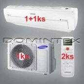 Klimatizace Samsung Good1 6kW AR5000 1x2.5kW/1x3.5kW