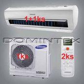 Klimatizace Samsung Good2 7kW AR5000 1x2.0kW/1x5.0kW