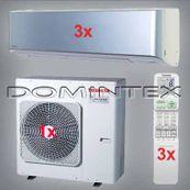 Klimatizace Toshiba Super Daiseikai 6.5 10.5kW RAS-B13N3KVP-E-3x