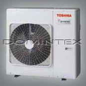 Klimatizační jednotka Toshiba RAS-3M26UAV-E 7.5 / 9 kW - vnější