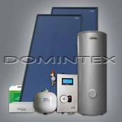 Solární sestava Veelman VSTS 200L2/2xVBP2M BlueTec Laser