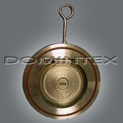 Zpětná klapka KSB ECOLINE WT PN16 DN200 ocel / viton