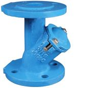 Zpětný ventil AHP L10 117 616.P DN100 PN16 - kulový