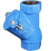 """Zpětný ventil AHP L10 136 616.P 5/4 """"PN16 - kulový"""
