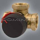 """Čtyřcestný ventil ESBE DUOMIX VRB141 DN20 - 3/4 """"Kvs 6,3 - vnitřní závit"""