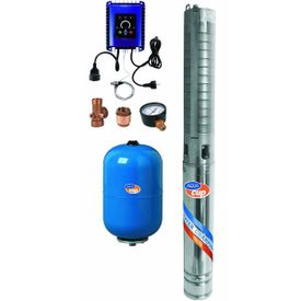 Domácí vodárna 18l Aquacup ENERGY SUB CONTROL 70/62 INOX