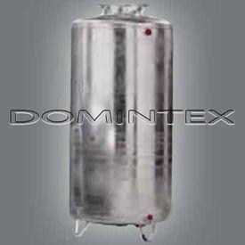 Nerezová nádrž na vodu 200l Aquatrading AISI 316/200V válcová