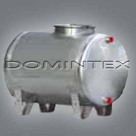Nerezová nádrž na vodu 300l Aquatrading AISI 316/300H2 válcová