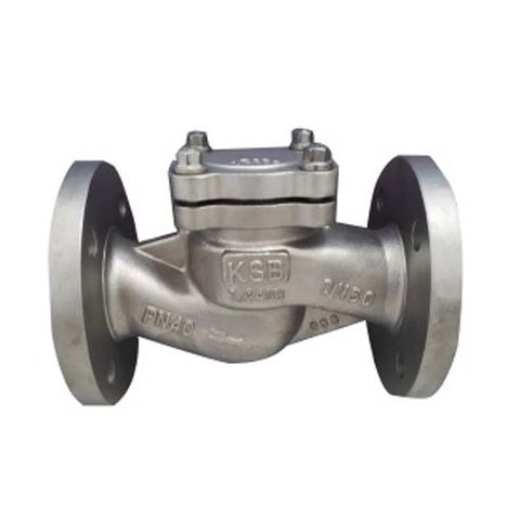 Zpětný ventil DN80 KSB BOACHEM RXA PN25/40